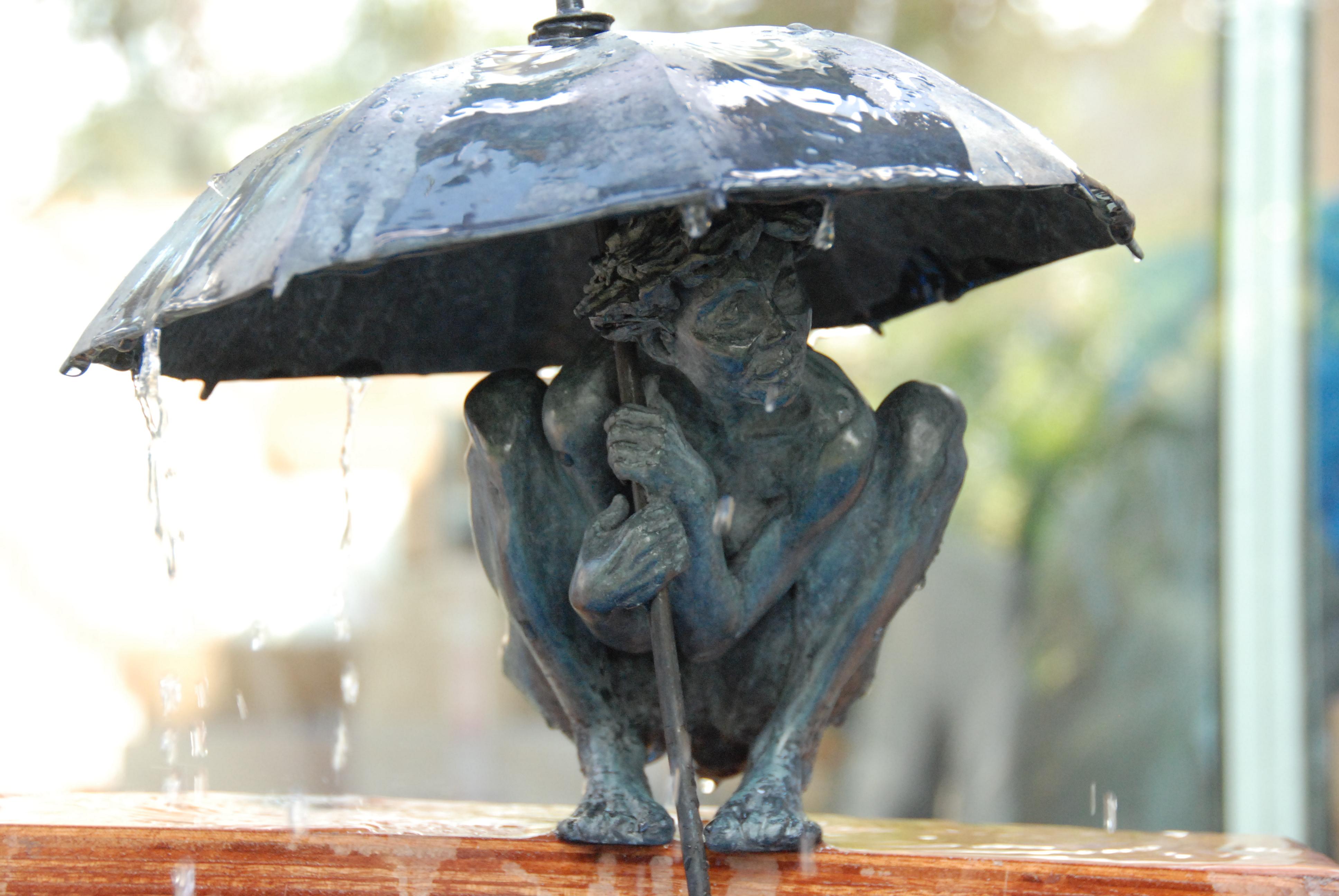 Parapluie - Annick Leroy